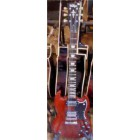 Elgitarr SG-kopia Vintage SG modell VS6, cherry red