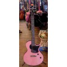 Elgitarr Vintage VZ99 Zip Guitar Shocking Pink