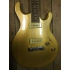 Elgitarr LP-kopia Shine Custom W600 all GOLD Demoex