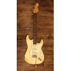 Elgitarr Strata-kopia Vintage V6 icon, distressed white